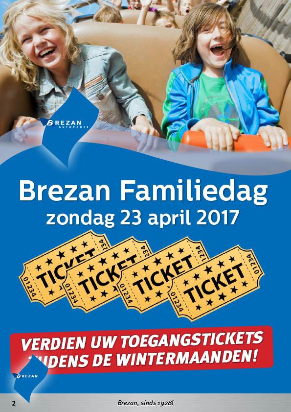 Brezan Bobiaanland ticket